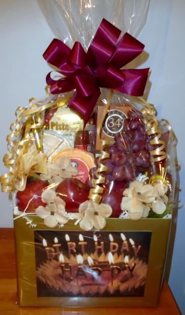 We'll fill the birthday boxes with an assortment of goodies they'll love!!