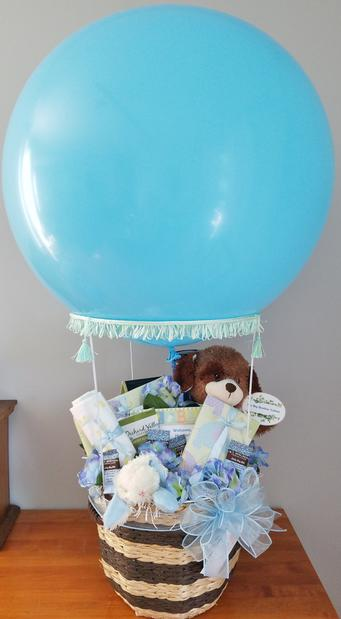New Baby Gift Baskets by O'Goodies