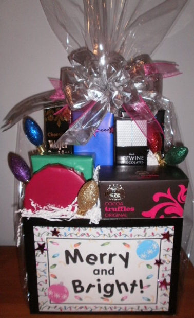 Welcome To O Goodies Gift Baskets
