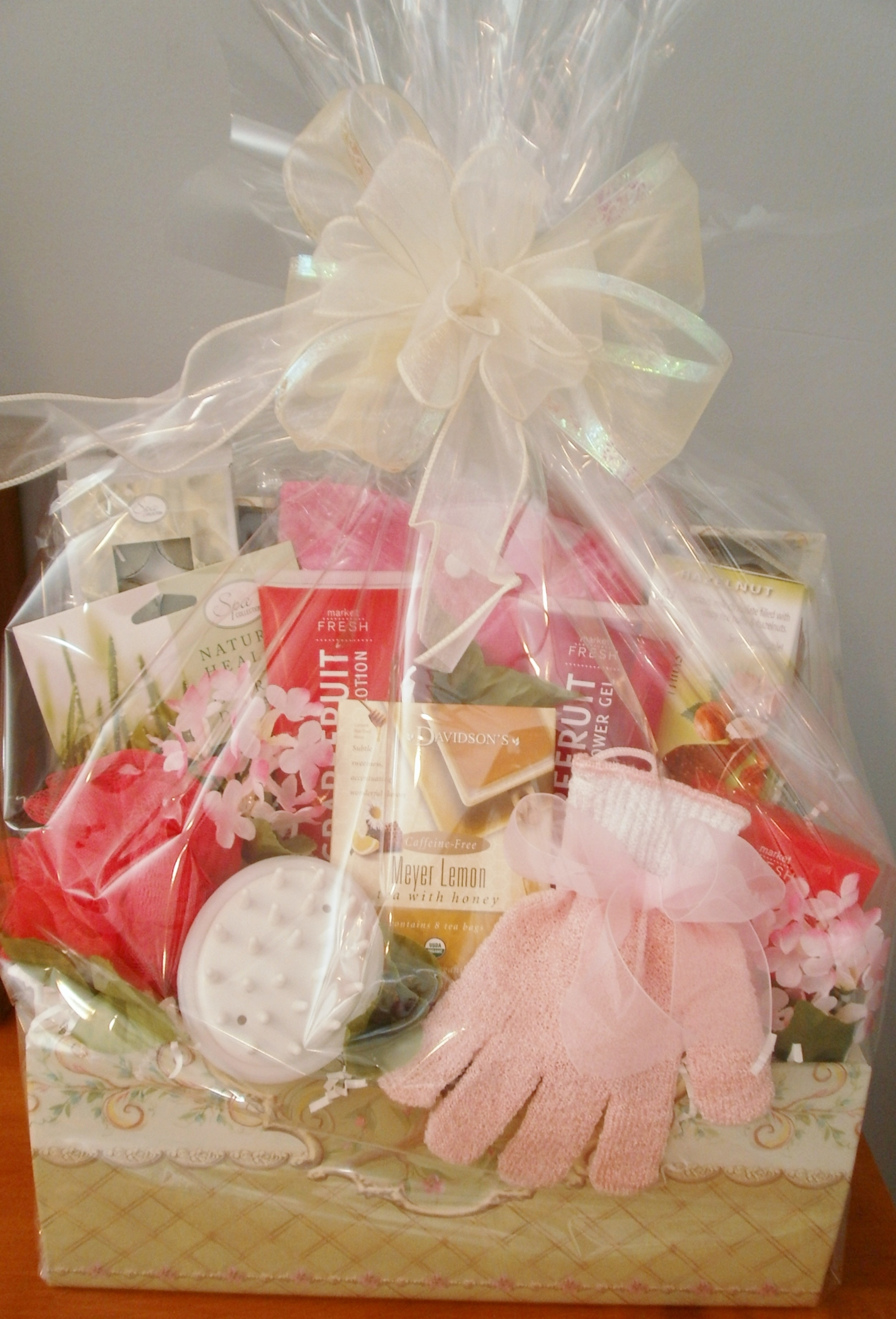 Welcome to O\'Goodies Gift Baskets